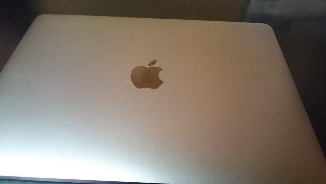 macbook12インチを買ってみた